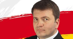 Давид Санакоев. Фото: информационное агентство Осинформ http://osinform.ru/elections/page/6/
