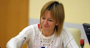 Яна Амелина. Фото: http://professionali.ru/Soobschestva/biznes-klub/i-ukrainy-i-gruzii-na-kartah-mira-skoro/