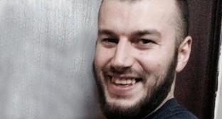 Мурад Нурмагомедов. Фото с личной страницы www.facebook.com