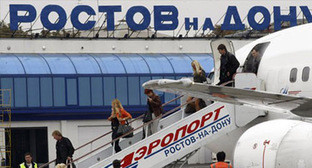 Аэропорт Ростова-на-Дону. Фото: http://bloknot-rostov.ru/news/aeroport-v-rostove-zaminiroval-zhitel-kharkova--595105