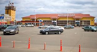 Аэропорт Краснодара. Фото: Федор Обмайкин / Югополис