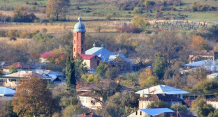 Панкисское ущелье. Грузия. Фото http://rus.azattyq.org/