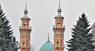 """Сунитская мечеть во Владикавказе. Фото Ахмеда Альдебирова для """"Кавказского узла"""""""