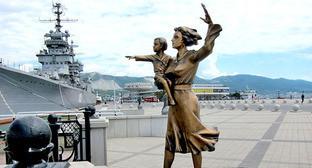 Морской вокзал Новороссийска. Фото: Nadiaa1995 https://ru.wikipedia.org/