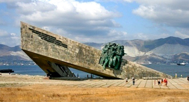 Мемориал «Малая земля». Новороссийск. Фото пользователя rwike77 с сайта flickr.com