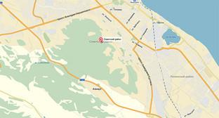 Советский район Махачкалы. Фото: Яндекс-карты