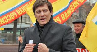 Дмитрий Гудков. Фото: Vitaly Ragulin https://ru.wikipedia.org/