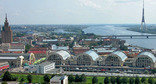 Панорама Риги. Фото: Benutzer:Brunswyk. https://ru.wikipedia.org
