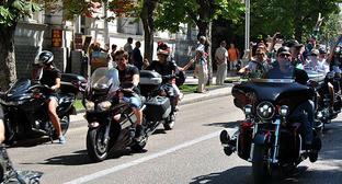 Байкеры. Фото: Koneco https://ru.wikipedia.org