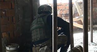 Специоперация в Дагестане. Фото: http://nac.gov.ru/nakmessage/2015/05/09/nak-aktivnaya-faza-spetsoperatsii-v-makhachkale-zavershena-otkazavshiesya-sl-0.html