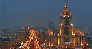 Кутузовский проспект. Москва. Фото: Lite https://ru.wikipedia.org/