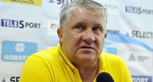 Сергей Ташуев. Фото http://www.fc-anji.ru/news/ru/club_news/sergej_tashuev_vidimo_nastupil_moment_dlja_rotacii170814/