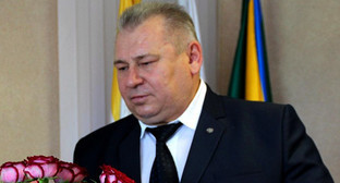 Василий Шестак. Фото: http://nevadm.ru/news/7262-glavoj-administratsii-nevinnomysska-stal-vasilij-shestak