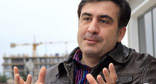 Михаил Саакашвили. Фото: http://www.charter97.org/ru/news/2015/4/28/149443/