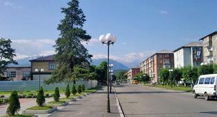 Алагир. Северная Осетия. Фото: Владимир Цомаев http://www.panoramio.com/photo/60015200