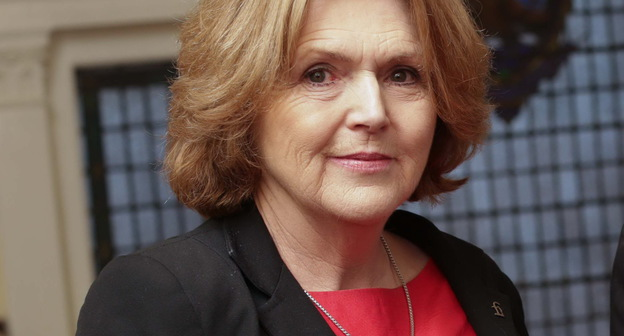 Мэри Лолор является исполнительным директором Front Line Defenders, Международного фонда по защите правозащитников с штаб-квартирой в Дублине. Фото:  Conor McCabe