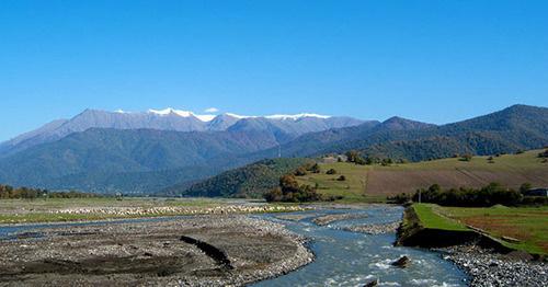 Панкисское ущелье. Грузия. Фото: пользователя Valeri Elashvili https://www.flickr.com/