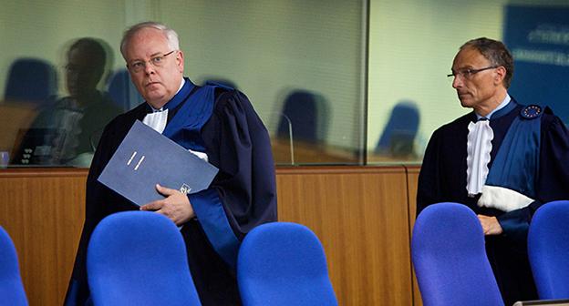 Судьи Большой палаты ЕСПЧ. Фото: http://www.echr.coe.int/Pages/home.aspx?p=home
