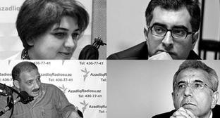 Фото политических заключенных. Кадр со страницы РЕАЛИИ БАКУ 2015 http://www.realbakugam.es/ru/