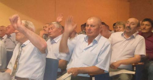 В КЧР состоялся отчетно-выборный съезд общественного движения «Адыгэ Хасэ-Черкесский Парламент»
