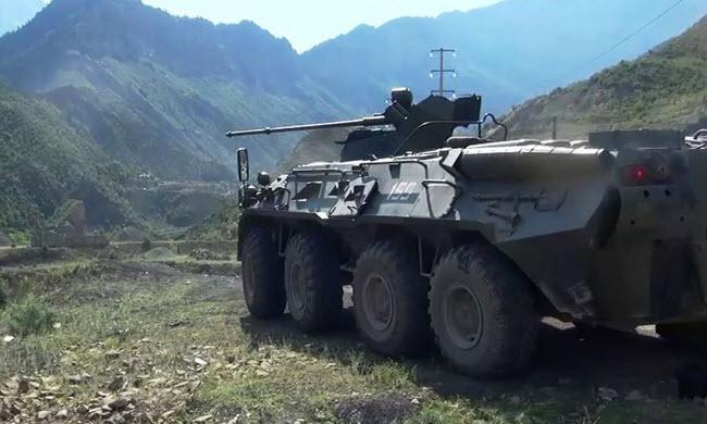 Силовики заявили о блокировании базы боевиков в Дагестане Крупная летняя база...