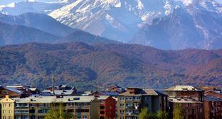 Северная Осетия. Владикавказ. Фото: MaritsanyA at Flickr.Com