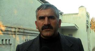 Алаиф Гасанов. Фото: RFE / RL, http://www.azadliq.org/content/article/25276370.html