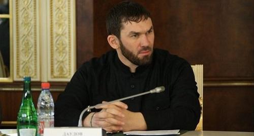 Магомед Даудов. Фото: http://vk.com/id275617275