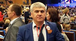 Шамиль Хадулаев. Фото: http://u-f.ru/News/u369/2015/07/07/718843
