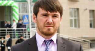 Ислам Кадыров. Фото: Анзора Абуезидова http://chechnyatoday.com/content/view/275536