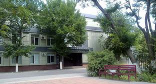 Администрация Кизлярского района. Фото: М.Алиев http://www.odnoselchane.ru/