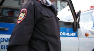 Сотрудник полиции. Фото: Денис Яковлев / Югополис
