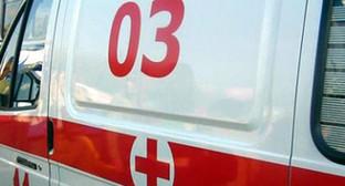 "Надпись ""03"" на автомобиле скорой помощи. Фото: http://www.pastinfo.am/ru/node/12934"