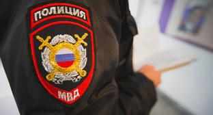 Сотрудник полиции. Фото: Максим Тишин / Югополис