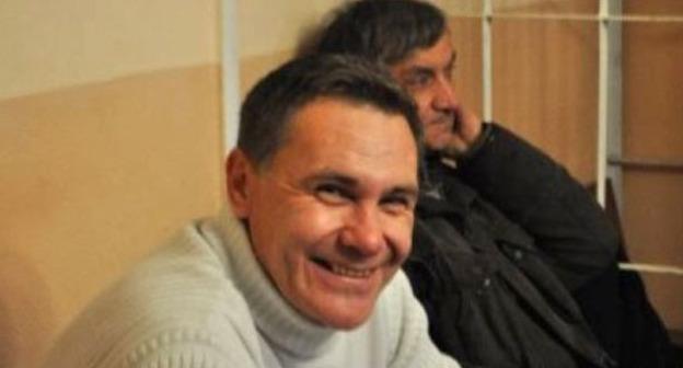Евгений Витишко. Фото: RFE/RL