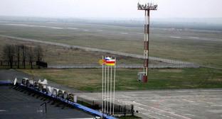 """Аэропорт """"Владикавказ"""". Беслан. Фото пользователя tazik http://wikimapia.org/"""