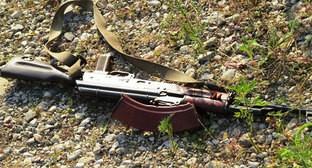 Автоматическое оружие. Фото: http://nac.gov.ru/nakmessage/2015/08/04/v-ingushetii-neitralizovana-gruppa-iz-vosmi-boevikov-igil.html
