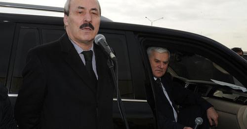Рамазан Абдулатипов (слева) и Саид Амиров. Фото http://dagpred.com/index.php?id=99&tx_ttnews%5Btt_news%5D=149&cHash=d8e9ad70b849c194b2ba170477d3b564. риа новости дагестан сегодня