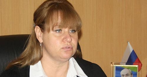 Марина Абрамкина. Фото http://www.riadagestan.ru/. новости республики дагестан