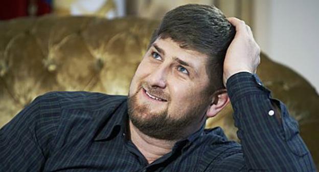 Рамзан Кадыров. Фото: http://neftegaz.ru/persons/view/1127