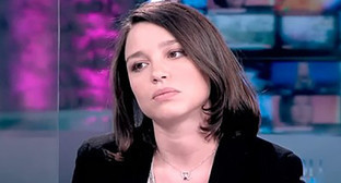 Жанна Немцова. Фото: http://vistanews.ru/society/14608-reporterom-russkoy-redakcii-deutsche-welle-stanet-doch-nemcova.html