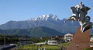 Владикавказ. Фото: http://geor0727.wix.com/vladikavkaz