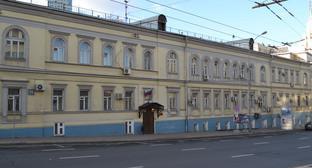 Басманный районный суд Москвы. Фото http://basmanny.msk.sudrf.ru/