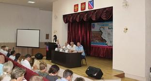 Выборы мэра Тимашевска. Фото: пресс-служба администрации Тимашевска, http://www.yugopolis.ru/news/social/2015/08/31/85473/otstavki-i-naznacheniya-mestnoe-samoupravlenie-timashevsk-pavel-buryak