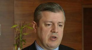"""Георгий Квирикашвили. Фото: """"Грузинформ"""" http://ru.saqinform.ge/"""