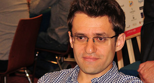 Левон Аронян. Фото: Przemysław Jahr, https://ru.wikipedia.org/wiki/Аронян,_Левон_Григорьевич#/media/File:Levon_Aronian_2013(2).jpg