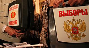 "Символика выборов. Фото ИА ""Живая Кубань"", http://www.livekuban.ru/news/politika/vybory-gubernatora-kubani-oboydutsya-v-250-mln-rubley/"