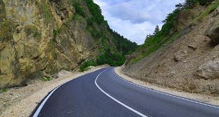 Дорога в Ингушетии. Фото: пресс-служба главы Республики Ингушетия
