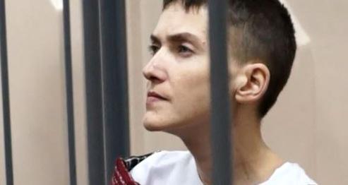 Надежда Савченко. Фото: Andrey Korolev (RFE/RL)