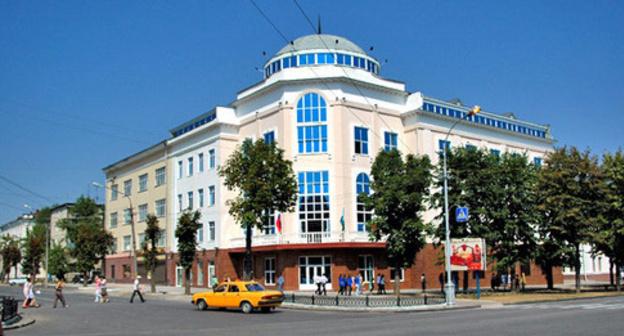 Верховный суд КБР. Фото http://askb.arbitr.ru/